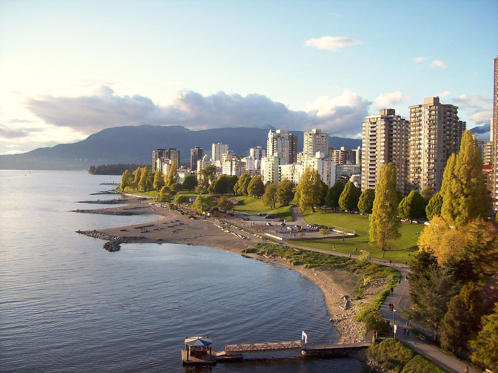 , Vancouver is Shrinking
