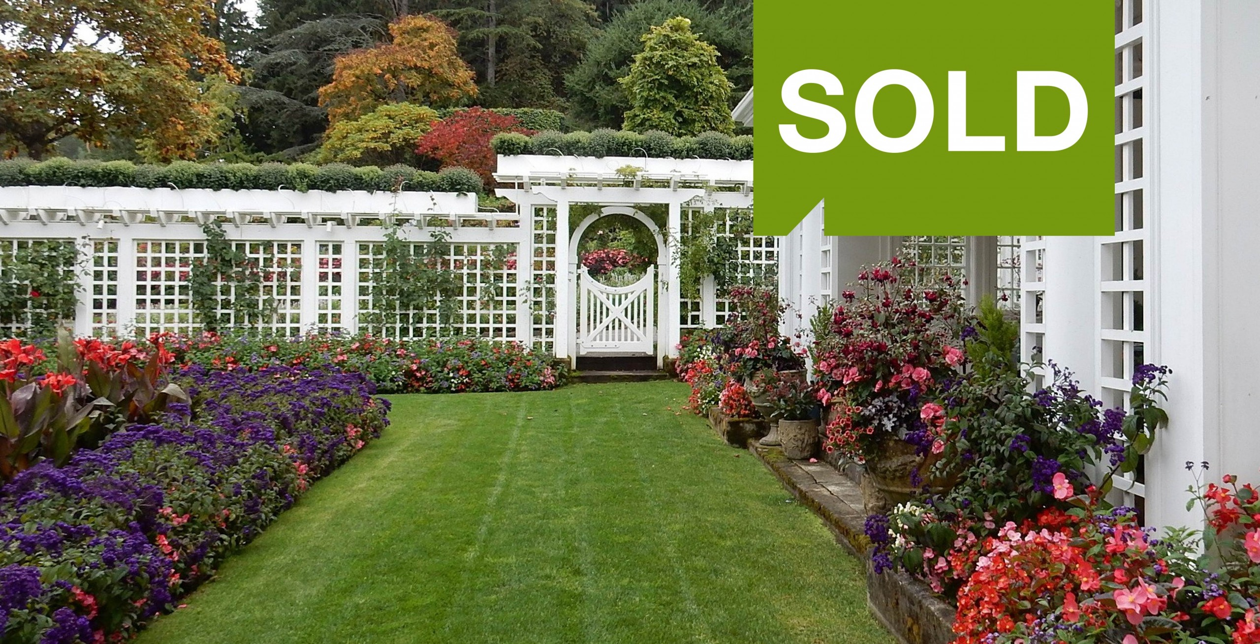 Just Sold: Professional Landscaping Company