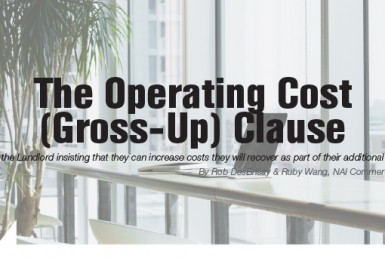 , The Operating Cost (Gross-Up) Clause