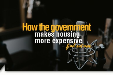 , How the Government Makes Housing More Expensive