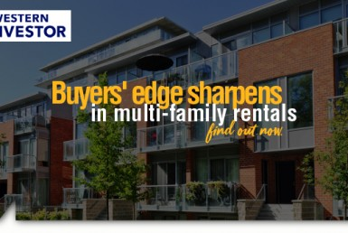 , Buyers' Edge Sharpens in Multi-Family Rentals