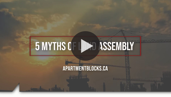 5 Myths of Land Assembly