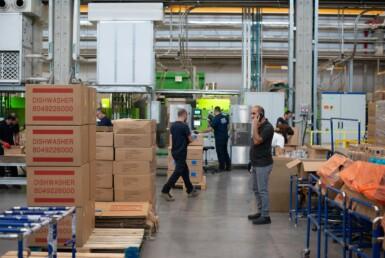 active warehouse